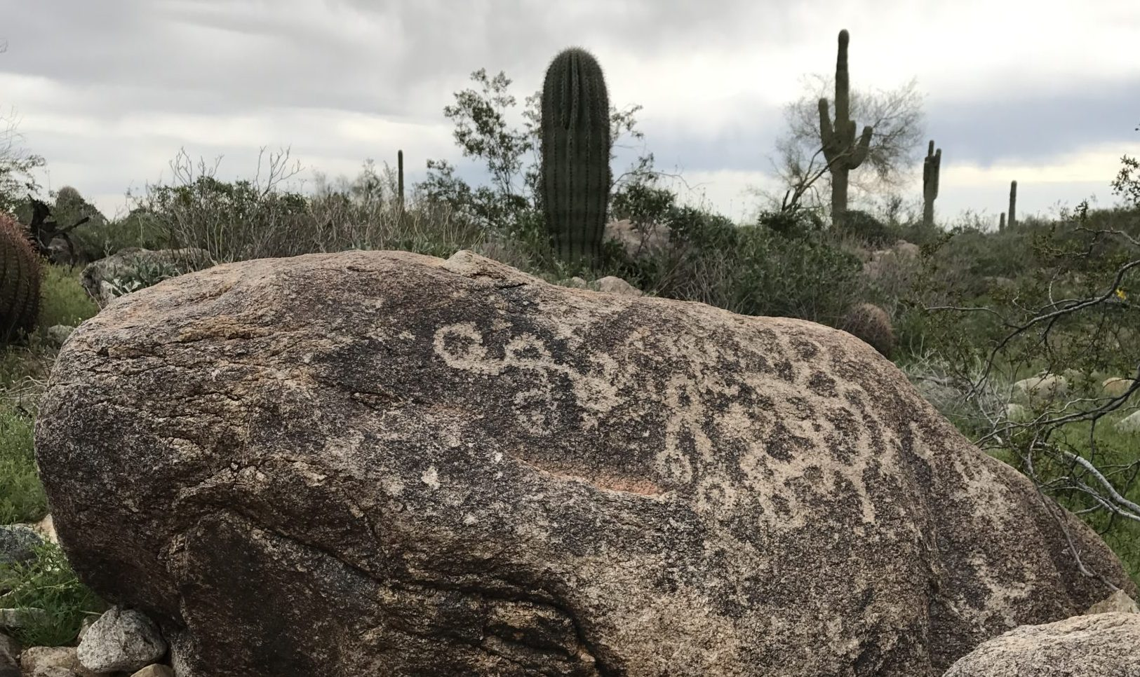 Petroglyphs are just one form of written communication - how do you send the right content to inform your customers?