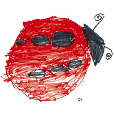 Ladybug Writer Logo - Services